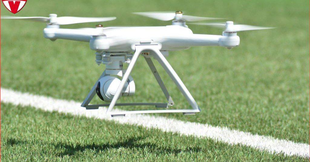 Vis Camp 2017 il Drone tra i piccoli calciatori
