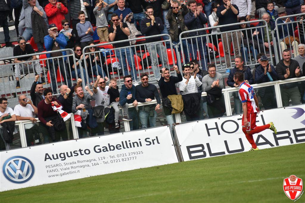 TROPPA VIS PER IL FABRIANO: 3-0!