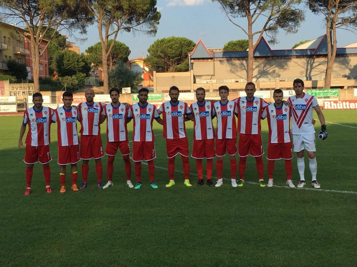 LA VIS VINCE L'AMICHEVOLE A TOLENTINO: 0-1.