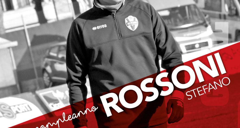 AUGURI STEFANO ROSSONI!