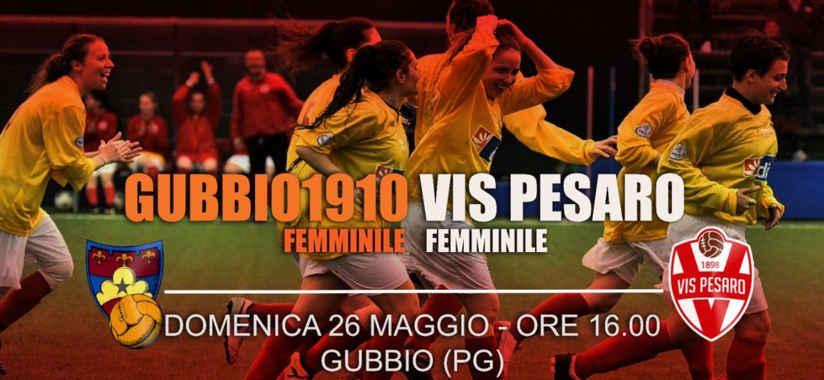 VIS PESARO CALCIO FEMMINILE: DOMENICA 26 MAGGIO OPEN DAY IN ROSA