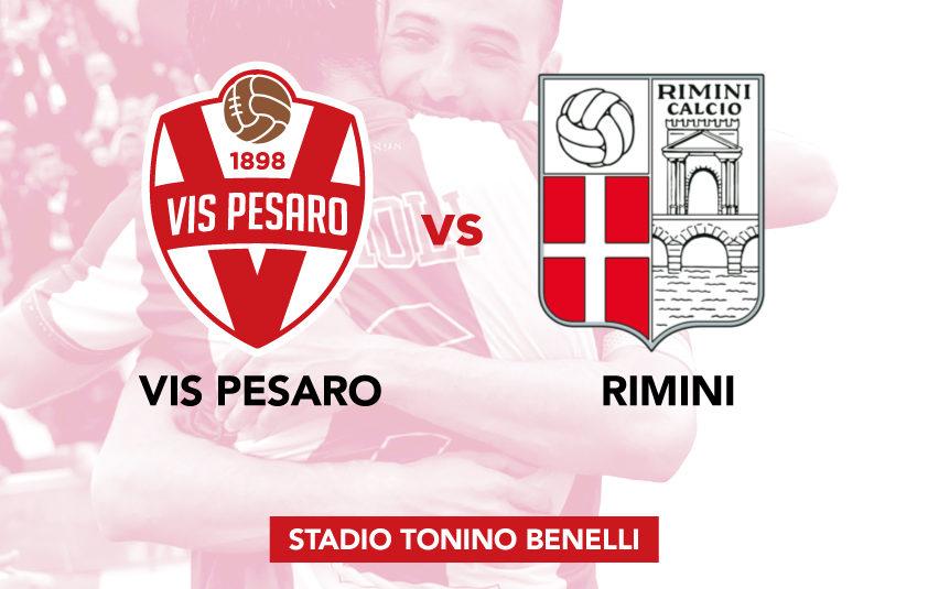 Vis Pesaro Rimini Coppa Italia Serie C
